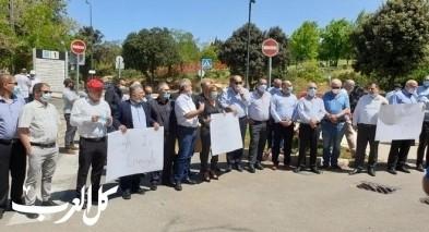 القطرية: إضراب مفتوح للسلطات المحلية العربية