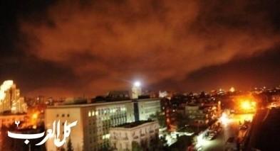 سوريا: الدفاعات الجوية تتصدى لعدوان إسرائيلي