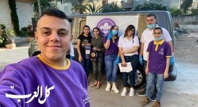 طرعان: مبادرة رمضانية لسرية الكشاف