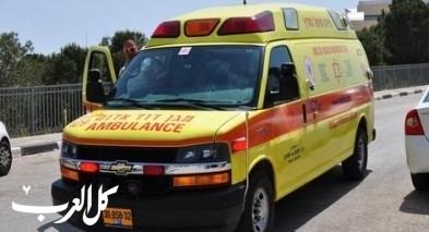 بيت شيمش: إصابة عامل بصعقة كهربائية في ورشة بناء