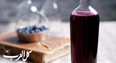 أهمّ فوائد خل العنب الأحمر