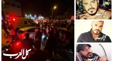 مقتل عوفر ابو سعدة وكارلوس ابو التميمي