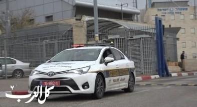 كفرقاسم: اعتقال مشتبهة إضرام النيران بعيادة