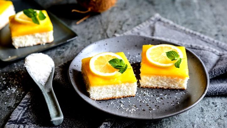 حلى الليمون البارد.. صحة وهنا