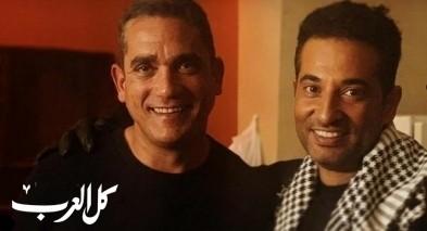 عمرو سعد ضيف شرف بمسلسل الإختيار