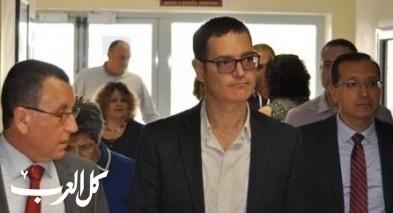 موشيه بار سيمان طوف يترك منصبه