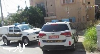 جلجولية: اعتقال مشتبهين بإلقاء حجارة على الشرطة