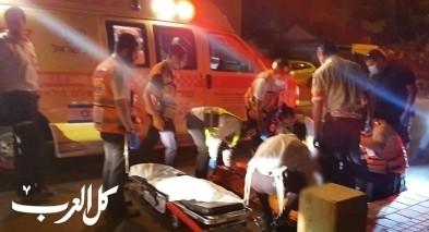 موديعين: اصابة شاب من الضفة بجراح خطيرة خلال شجار