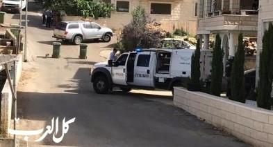 الشرطة: لم نفكك عبوة متفجرة أمام منزل أبو ريا