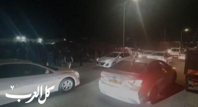 رهط: اصابة شاب باطلاق نار في حي 14