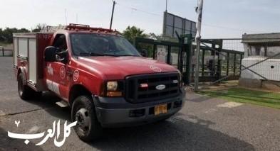 الاطفاء والانقاذ يناشد المواطنين بعدم إشعال النيران