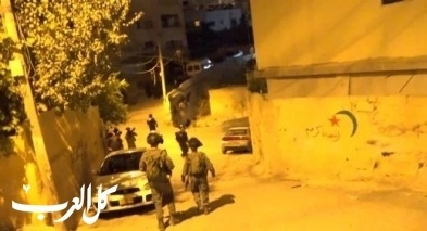 الجيش الإسرائيلي يطلق الرصاص على شبان في أبو ديس