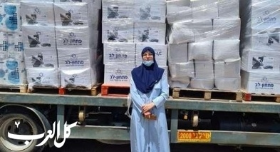 دير الاسد: توزيع 400 قسيمة شراء للجيل الذهبي