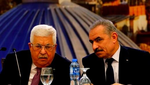 محمود عباس: دولة فلسطين اصبحت في حل من جميع الاتفاقات