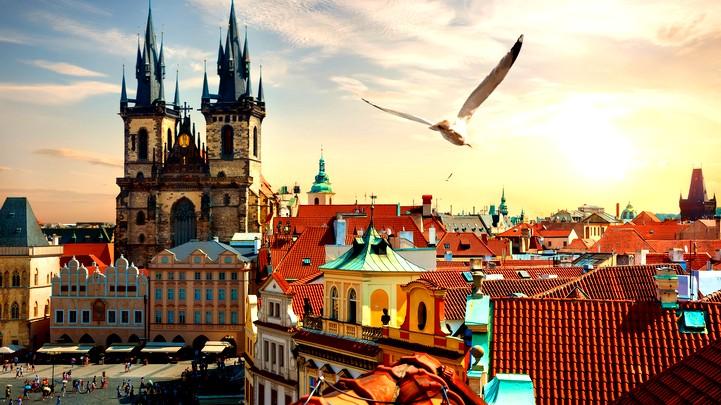 براغ.. عاصمة التشيك وأكبر مدنها