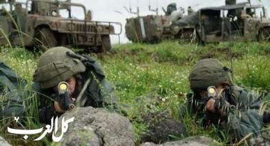 الشمال: الجيش الإسرائيلي يجري تدريبات حرب