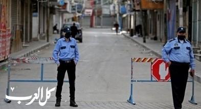 كورونا في غزة: اغلاق المعابر حى نهاية الشهر