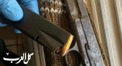 عكا: اعتقال زوج بشبهة حيازة مسدس