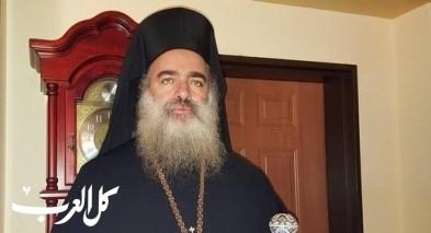 سيادة المطران عطا الله حنا : ستبقى القدس عاصمتنا