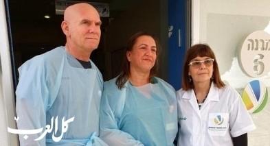 الطبي هعيمق يعلن اغلاق قسم كورونا