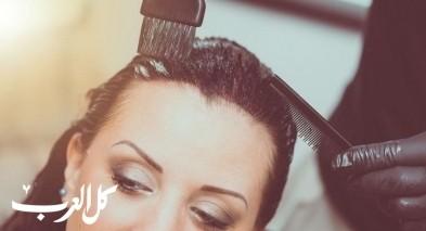 طريقة طبيعية لسحب لون الشعر الأسود