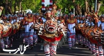 عادات وتقاليد غريبة في أندونيسيا