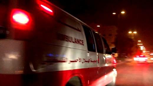 نابلس: مصرع رجل (64 عامًا) بحادث سير