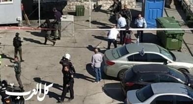 القدس:محاولة تنفيذ عملية طعن.. مصادر: تم تحييد المنفذ