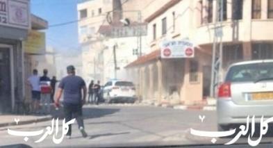 الطيرة:إنفجار إسطوانة غاز وإصابة رجل بجراح