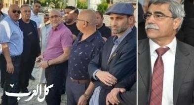رامز جرايسي يرفض استقبال علي سلام والوفد المرافق