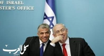 لابيد: نتنياهو يحاول جر إسرائيل لحرب أهلية