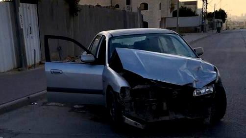 شقيب السلام: توقيف مشتبه بإلحاق الضرر لسيارة