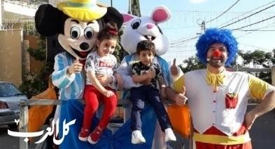 ابو سنان: مسيرة لعيد الفطر المبارك