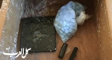 اعتقال شاب من حيفا بشبهة التجارة بالمخدرات
