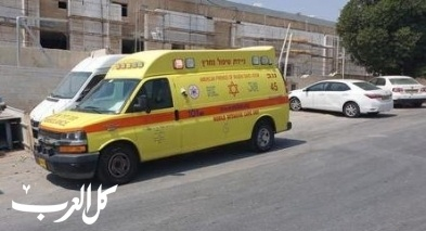 بركان: إصابة عامل (45 عامًا) بجراح خطيرة