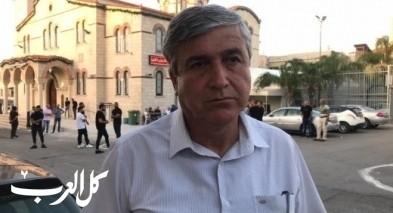 د. امين صفية  يدحض اتهام الشرطة بالتقصير والإهمال