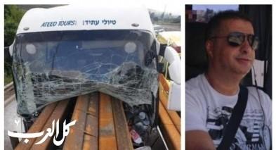 أم الفحم: مصرع ناصر محاميد بحادث طرق مروع
