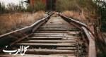 أين أنشئت السكك الحديدية لأول مرّة؟