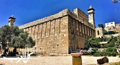 مصدر: إسرائيل تمنع ترميم الحرم الابراهيمي