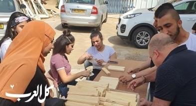 الناصرة: جمعية انماء تختم مشروعها التطوعي