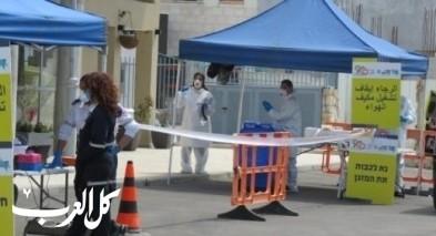 21 اصابة جديدة بكورونا في البلدت العربية