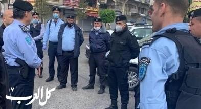 نابلس: مصرع رجلين رميًا بالرصاص