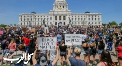 تجدد الاحتجاجات في الولايات المتحدة