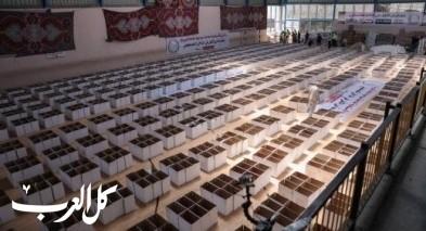 الإغاثة: 150 ألف مستفيد من مشاريع رمضان