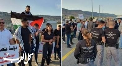 مجد الكروم: وقفة ضد الإعدامات الميدانية