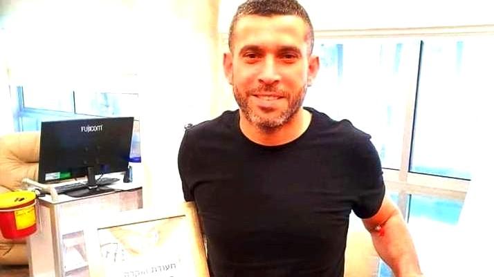 عدنان شحادة يتبرع بالنخاع العظمي لمصابة بالسرطان