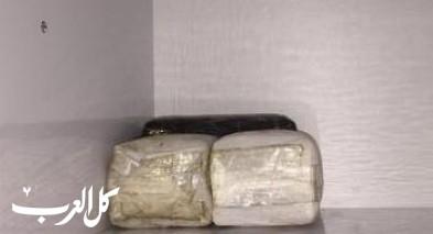 عرعرة النقب: اعتقال مشتبه بحيازة سلاح ومخدرات