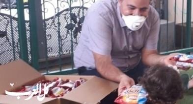 الناصرة: سنبدأ توزّع الحلوى للطلاب