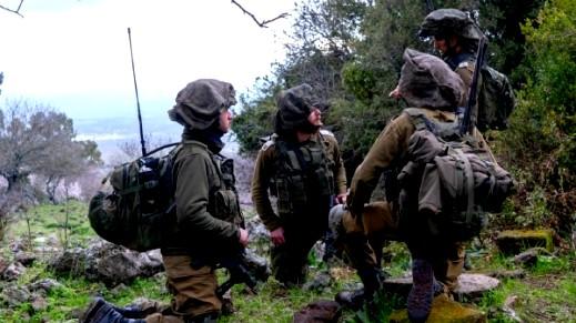 جنود إسرائيليون اقتحموا منزلا سوريا وقتلوا من فيه