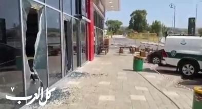 الخاوة في الشمال: إطلاق رصاص على مركز تجاري